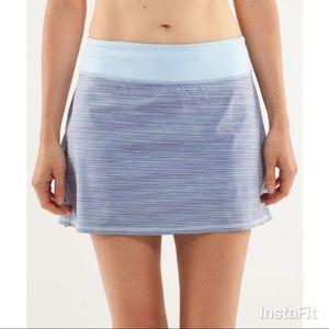 Lululemon Athletica PaceSetter Skirt Size 4
